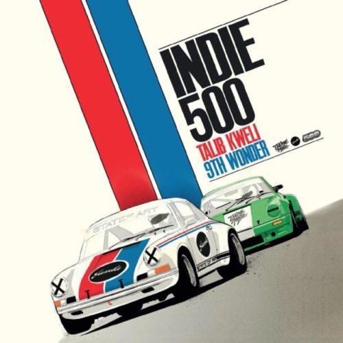 Вышел новый совместный альбом Talib Kweli и 9th Wonder «Indie 500»