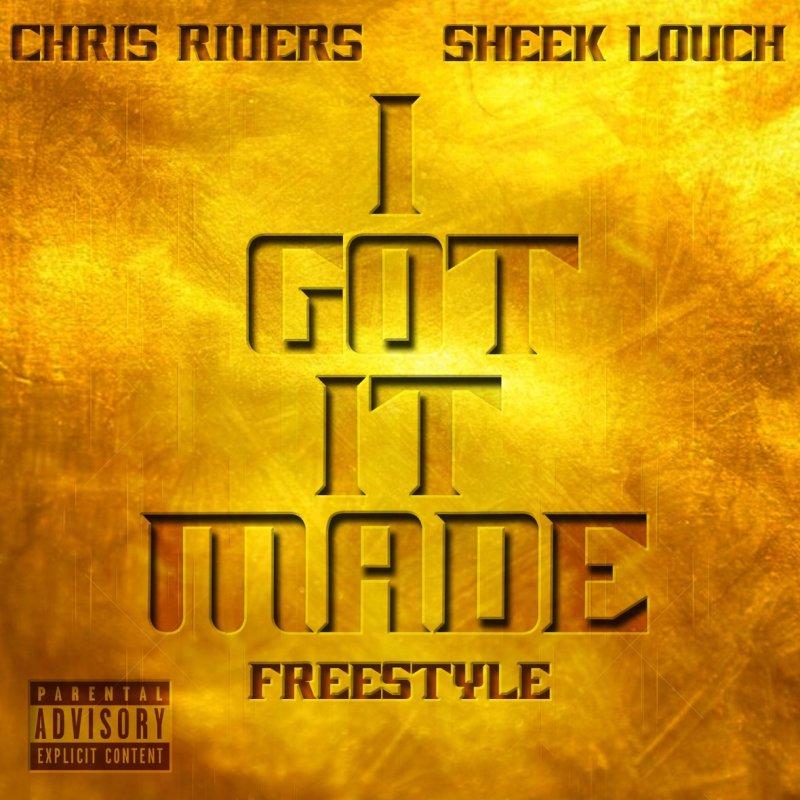 Chris Rivers (сын Big Pun) и Sheek Louch (D-Block), сняли видео на совместный трек