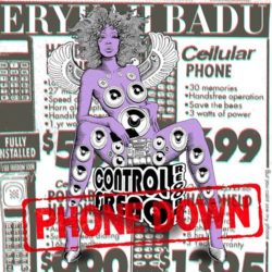Erykah Badu презентовала новый трек «Phone Down», с предстоящего релиза