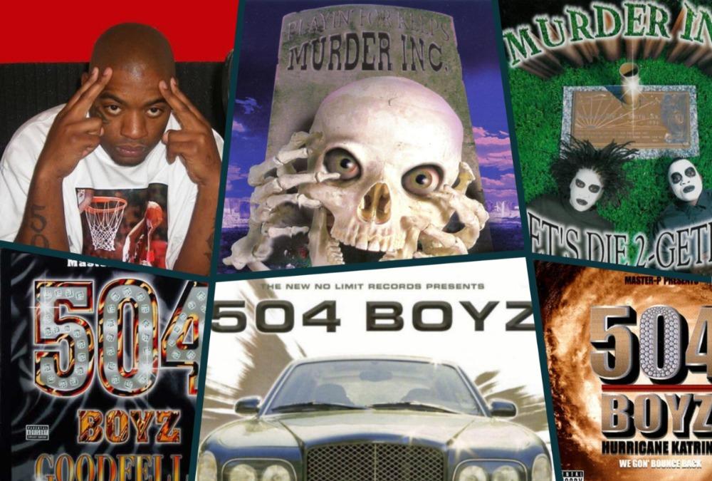 Happy b-day Crazy! Сегодня участнику проектов 504 Boyz и Murder Inc. исполнилось 39 лет