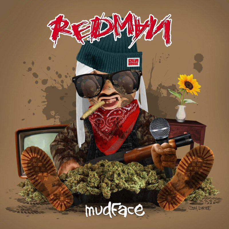 Redman — «Mudface» (2015)