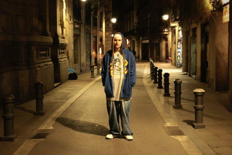 Рэп-экскурсия по Барселоне от нашего друга Marcus Headson