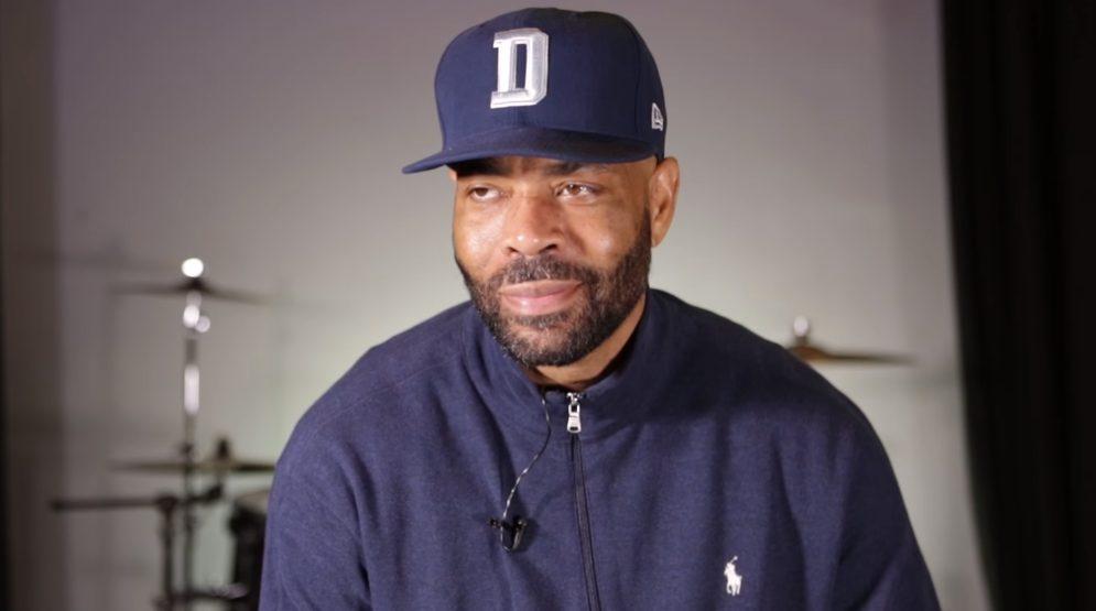 The D.O.C. рассказал о том как работал в студии с N.W.A
