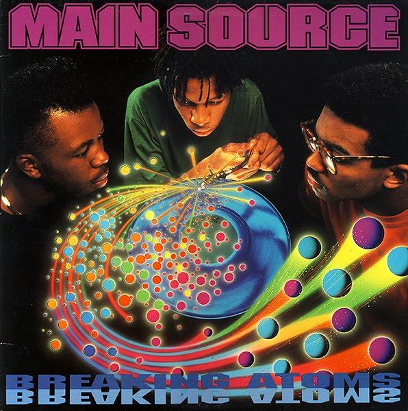 12. Main Source - «Breaking Atoms» (1991)