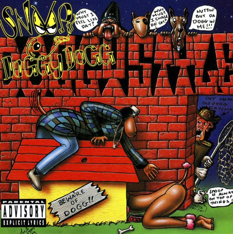 Snoop Doggy Dogg «Doggystyle» (1993)