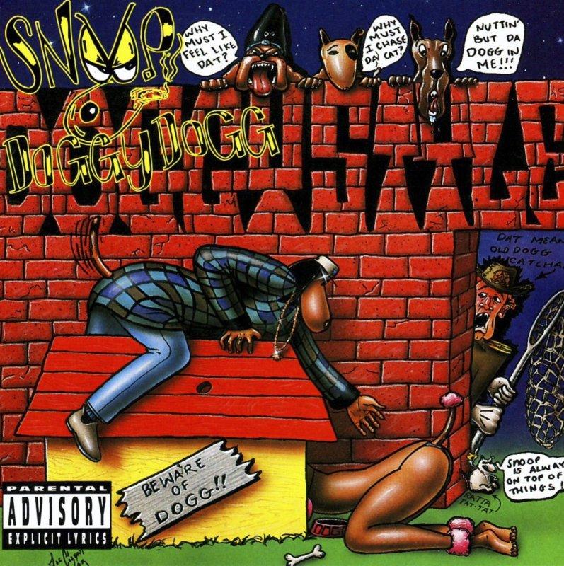 Snoop Doggy Dogg «Doggystyle» (1993)