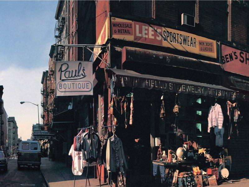 09. Beastie Boys - «Paul's Boutique» (1989)