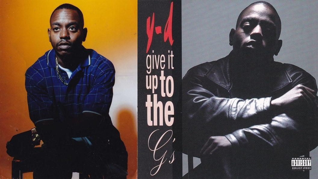 Happy b-day Y-D! Автору классического релиза «Give It Up To The G's» исполнилось 46 лет!