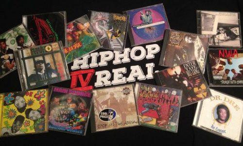 20 лучших альбомов Золотой Эры хип-хопа