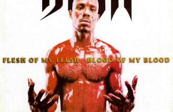 Jonathan Mannion рассказал о создании обложки к альбому DMX «Flesh Of My Flesh, Blood Or My Blood»