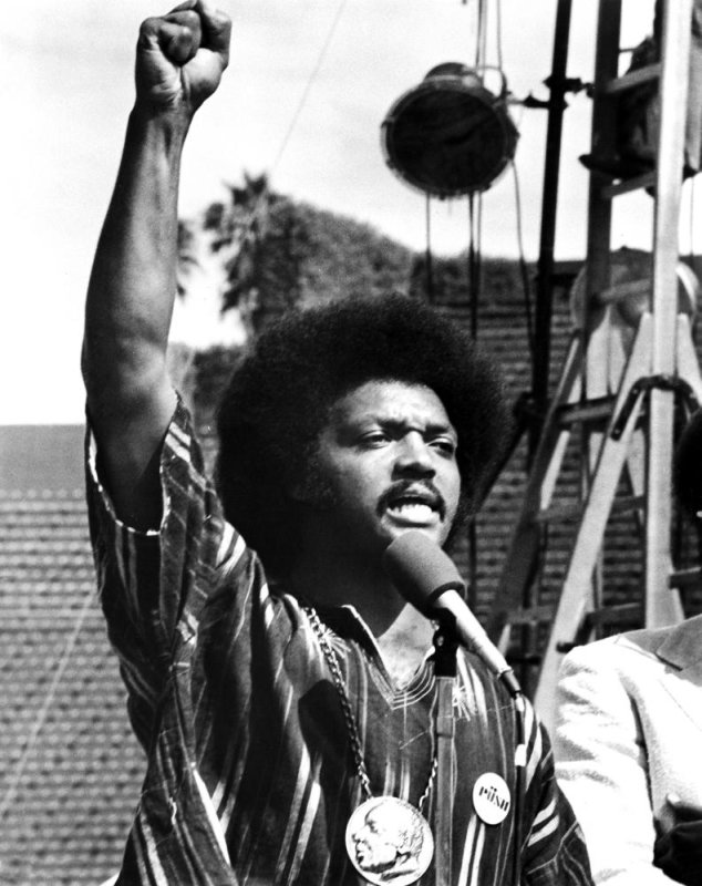 WATTSTAX, Rev. Jesse Jackson, 1973