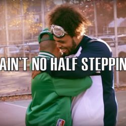 AIN'T NO HALF STEPPIN Freestyle — свежее видео от Chris Rivers и Termanology