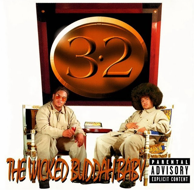 Отличный релакс из Техаса 90-х: 3-2 «The Wicked Buddah Baby» (1996)