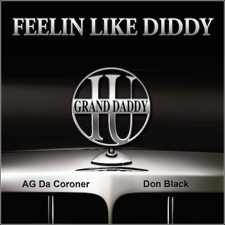 Boom Bap из Нью-Йорка: Grand Daddy I.U. ft. AG Da Coroner & Don Black «Feeling Like Diddy»