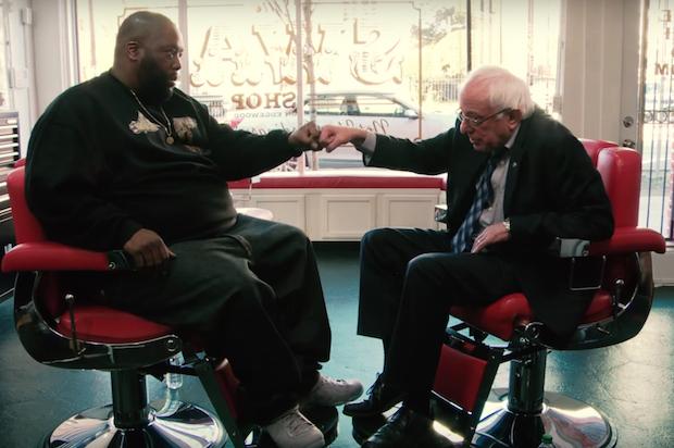 Интервью Killer Mike с Bernie Sanders
