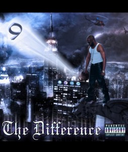 Nine - The Difference Artwork