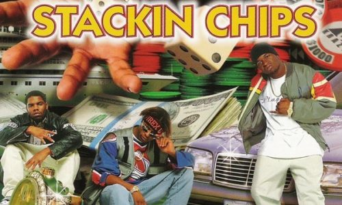 Рецензия на альбом 3x-Krazy «Stackin' Chips» (1995)