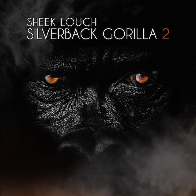 Sheek Louch «Silverback Gorilla 2»