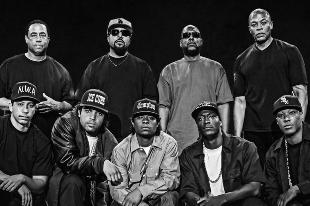 Фильм «Straight Outta Compton» номинирован на NAACP Image Awards