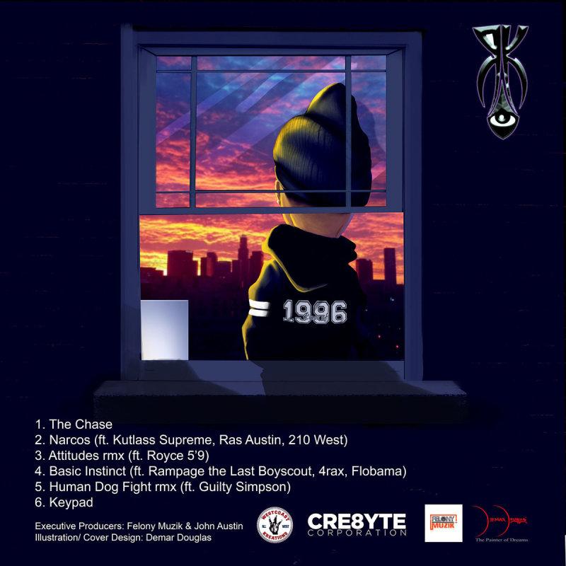 "Ras Kass & Royce 5' 9"" с новым треком «Attitudes» (Remix)"