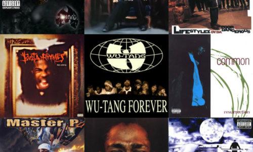 Сайт HipHopDX составил список самых переоцененных рэп альбомов 90-х годов
