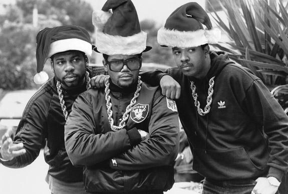 Рождество в стиле Хип-Хоп