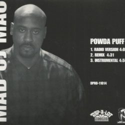 Mad CJ Mac ‎»Powda Puff» (1995)