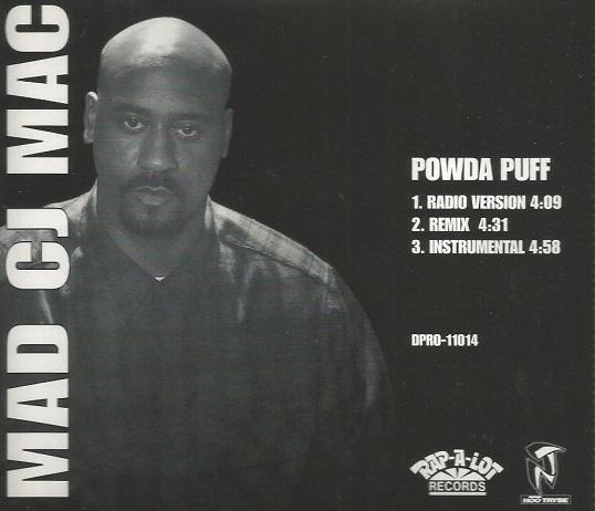 Mad CJ Mac »Powda Puff» (1995)