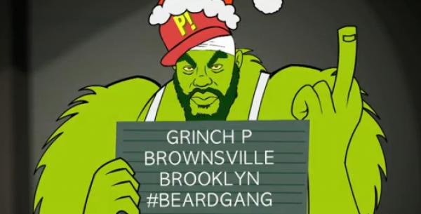 Новое видео о том как Sean Price украл Рождество