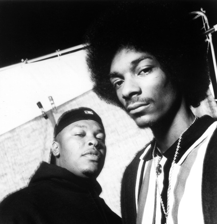 Rolling Stone '93: The Year in Review (FOX) December 14, 1993 Shown: Dr. Dre, Snoop Dogg