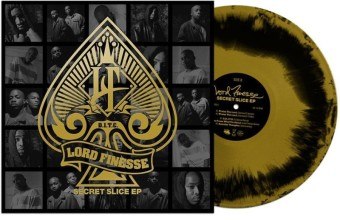 Lord Finesse «Secret Slice» EP (2016)