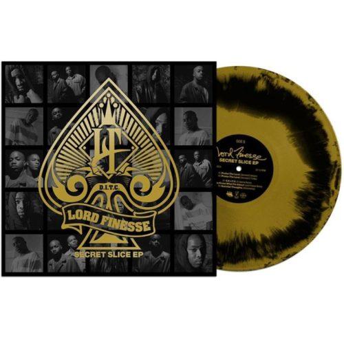 Lord Finesse «Secret Slice» EP (2016)