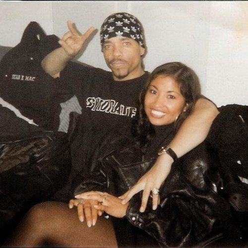 Бывшая жена Ice-T выпустила книгу мемуаров и дала интервью