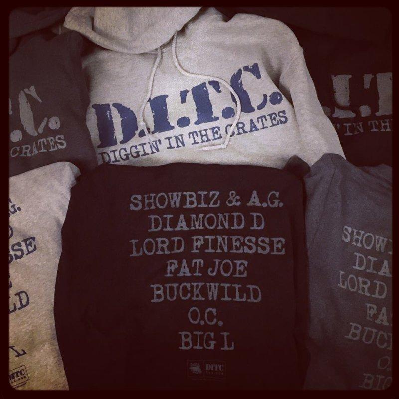 Ещё один трек легендарных D.I.T.C. «My City» с предстоящего релиза