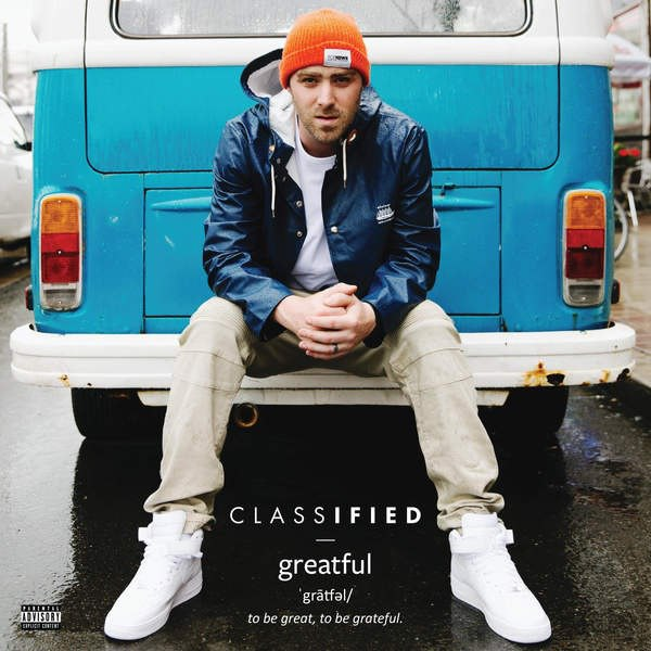 Канада: Classified — «Greatful»