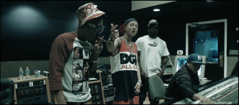 DZ и Bad Azz презентовали совместное видео «I Really Made It»