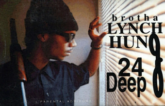 Brotha Lynch Hung - 24 Deep (1993) [Cassete Single]