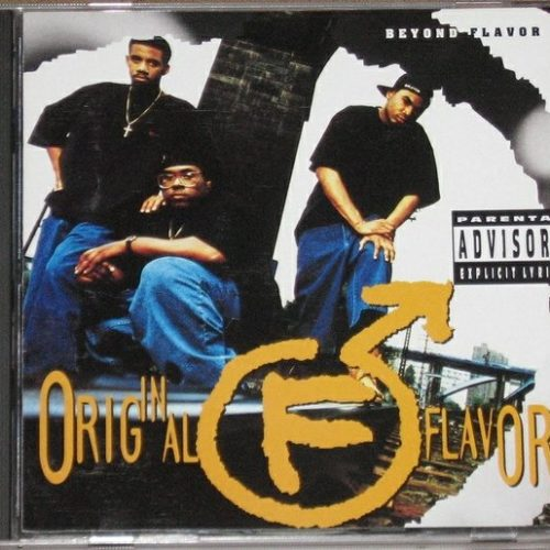 Original Flavor feat. Jay-Z — «Can I Get Open» (1993)