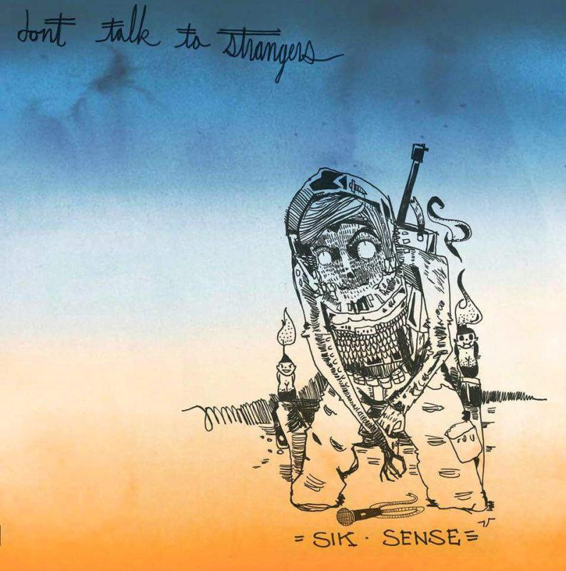 Sik Sense «Dont Talk To Strangers» (UK). Подарок для любителей инструменталов