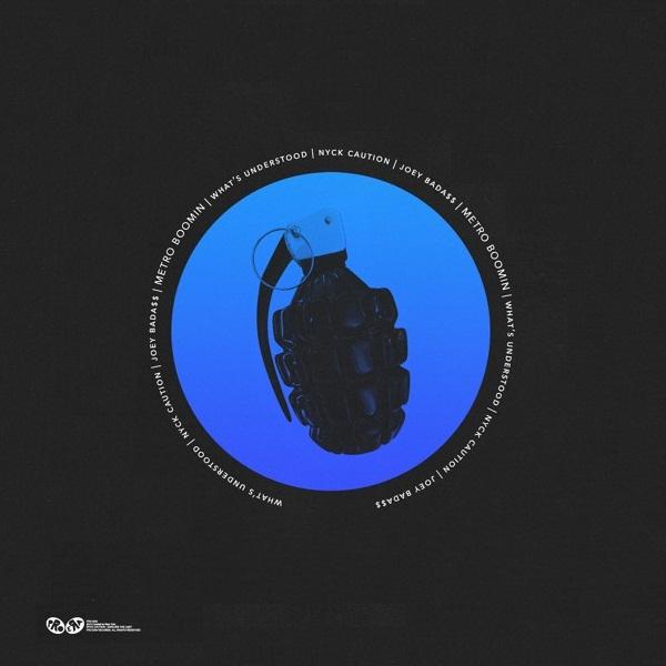 Новый трек от молодого белого рэпера Nyck Caution и Joey Bada$$, представителей Pro Era