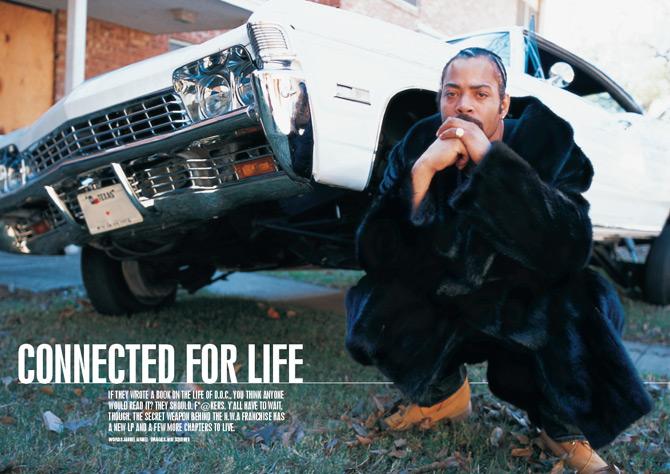 The D.O.C.: «Я провёл с Dr. Dre большую часть своей жизни»