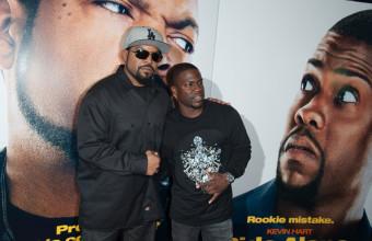 Ice Cube, Kevin Hart и Conan O'Brien пришли на помощь студентке-водителю