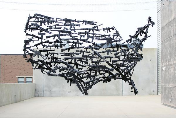 John Brown с треком «Gunocide» о том, что оружие приносит боль