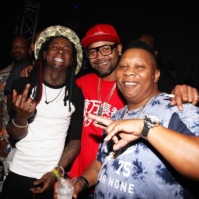 Juvenile и Mannie Fresh записывают совместный альбом с Lil Wayne