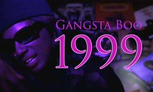 Gangsta Boo вспоминает прошлое в новом видео «1999»