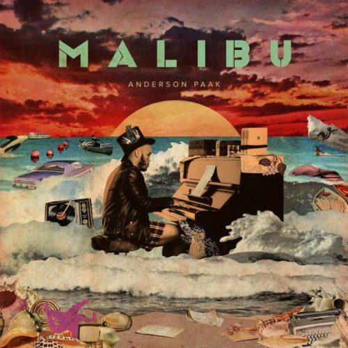 Anderson .Paak — «Malibu». Премьера альбома