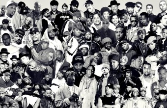 Анимационная инфографика самых популярных рэп-песен с 1989 года по версии журнала Billboard