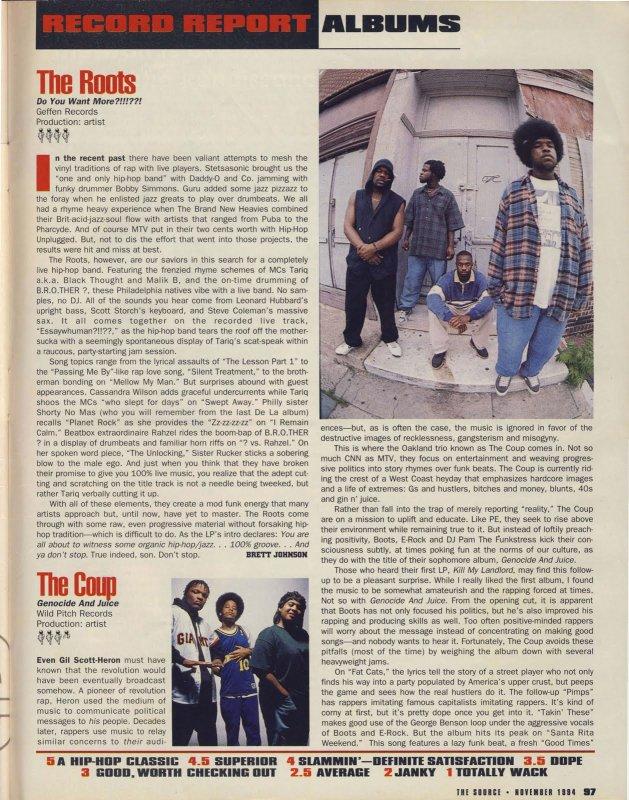 record report1 November 1994