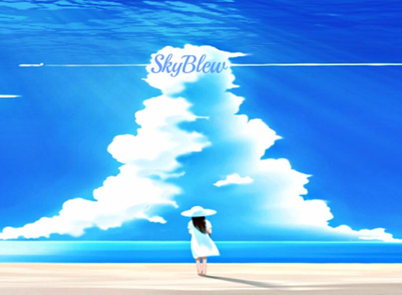 Душевный хип-хоп в исполнении Sky Blew, который выпустил новое видео «Grey Ballons»