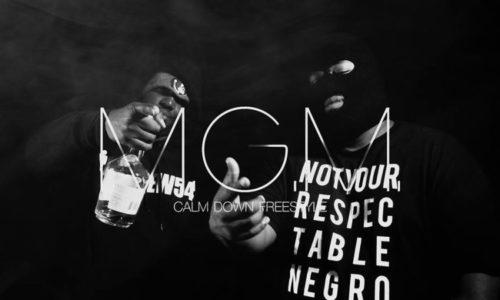 Группа из Техаса Crew54 с новым видео M.G.M., под инструментал от Busta Rhymes